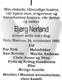 Bjørg Nerland DA Aftenposten 27. november 1992.png