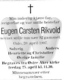 Eugen Carsten Rikvold DA Aftenposten 22. april 1997.png
